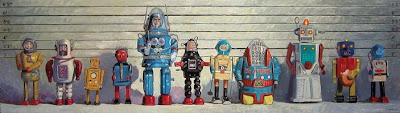 'Fresh Robots'