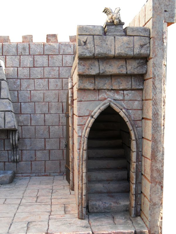Mini ramblings and musings lets build a castle out of for Build a castle home