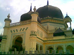 Mesjid Raya Azizi - Tanjung Pura Langkat