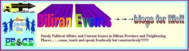 Biliran Events