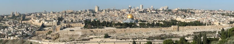 The city of Jerusalem