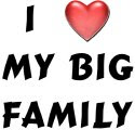 Visit my Cafe Press store for 'big family' items