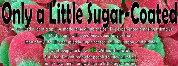 Only a little Sugar-Coated