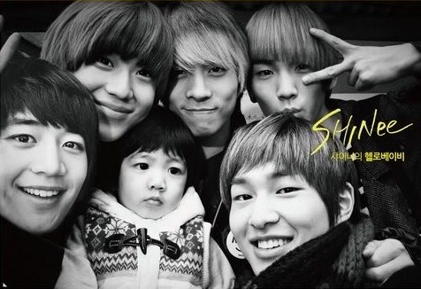 The show was aired starting from January 2010 to April 2010   Shinee Baby Pictures