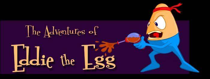 EDDIE the EGG