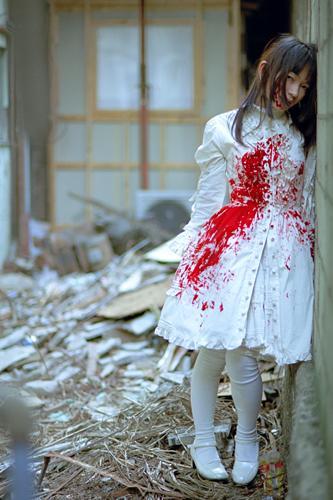 [Photos] Horror Girl. Horror_lolita