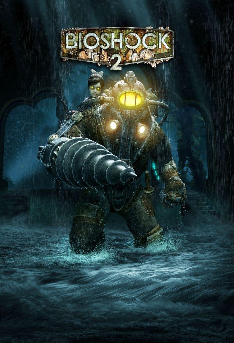Miscel nea joyas del entretenimiento bioshock 2 for Bioshock jardin de las recolectoras