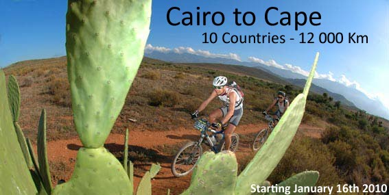 Cairo to Cape