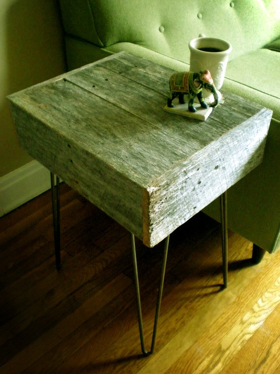 Handbuilt Repurposed Furniture///
