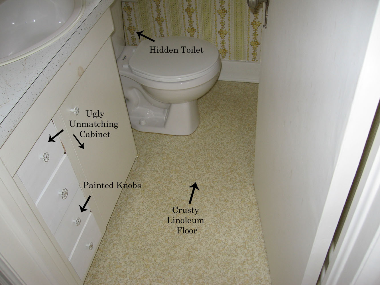 100 half bath bathroom half bath remodel before and for Bathroom ideas 5x5