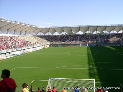 estadio de audax italiano