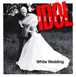 white wedding letra: