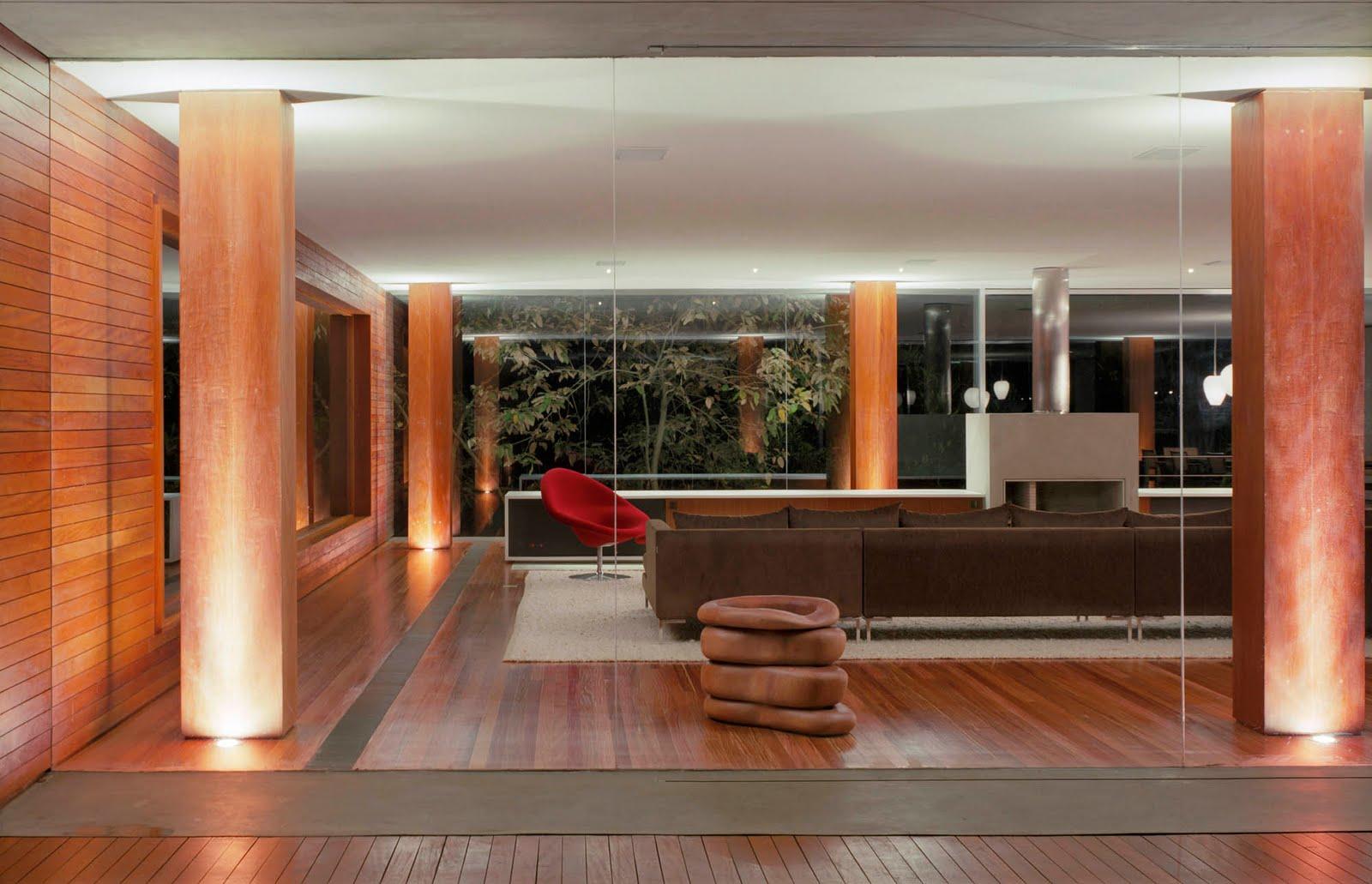 Archidia br house for Casa stile moderno