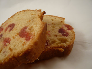 Cake Crumbs And Cooking Cherry Cake Perfect For A Picnic