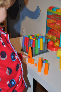 DSC 0410 A Creative Mom Uses 36 Cube to Build Early Math Skills!