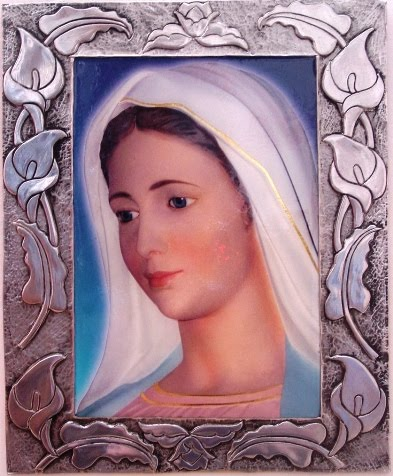 La Virgen de la Paz