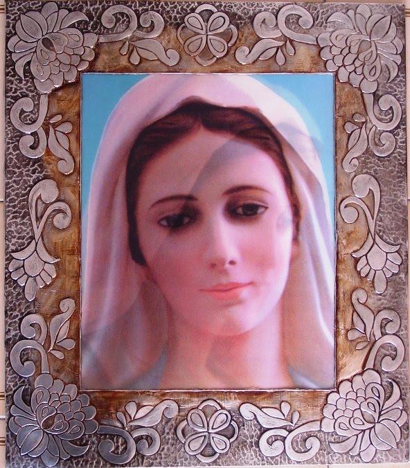 Virgen de la Paz Medjugorge
