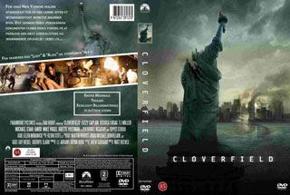 Cloverfield Clues Cloverfield Dvd Cover Art