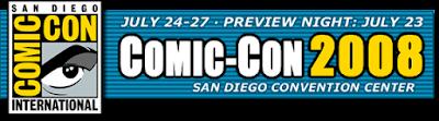 FRINGE & JJ Abrams at Comic-Con 2008 San Diego