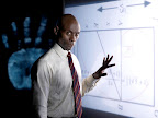 Fringe Promotional Photo - Lance Reddick as Phillip Broyles