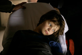 FRINGE: A little boy (guest star Charlie Tahan) holds the clues to the team's mystery in the FRINGE episode The Equation