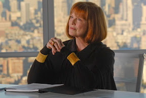 FRINGE: Nina Sharp (Blair Brown) is at the center of a mysterious death in the FRINGE episode The Dreamscape