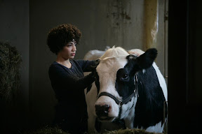 FRINGE: Astrid (Jasika Nicole) is left to tend to Gene in the FRINGE episode The No-Brainer