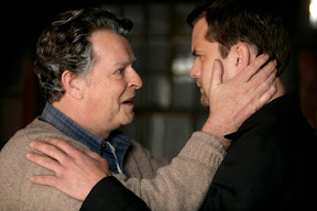 FRINGE: Walter (John Noble, L) tries to explain part of his past to Peter (Joshua Jackson, R) in the FRINGE season finale episode 'There's More Than One of Everything' airing Tuesday, May 12 (9:01-10:00 PM ET/PT) on FOX. ©2009 Fox Broadcasting Co. CR: Craig Blankenhorn/FOX