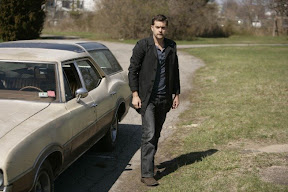 FRINGE: Peter (Joshua Jackson) returns to a location from his past in the FRINGE season finale episode 'There's More Than One of Everything' airing Tuesday, May 12 (9:01-10:00 PM ET/PT) on FOX. &#169;2009 Fox Broadcasting Co. CR: Craig Blankenhorn/FOX