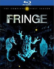 Preorder FRINGE on Blu-ray