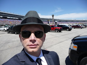 Behind The Scenes of NASCAR with Michael Cerveris as The Observer