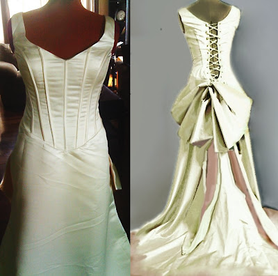 Nicole Kidman Wedding Dress. Me fabulous moulin dress