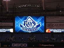 Tampa Bay Rays, 2011 AL Wild Card,2010 AL East Champs and  2008 American League Champs