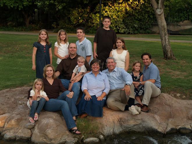 Ed & shauna Bunker family