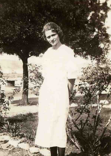 My grandmother Emma Jane Talley (Mimi)