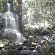 Water Fall of Udalamaththa