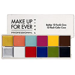 Makeup  on Irene Kim Beauty  Make Up For Ever Flash Palette  12 Flash Color Case