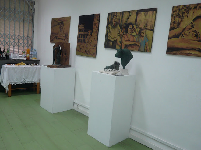 @mbos mundos in the 74 gallery