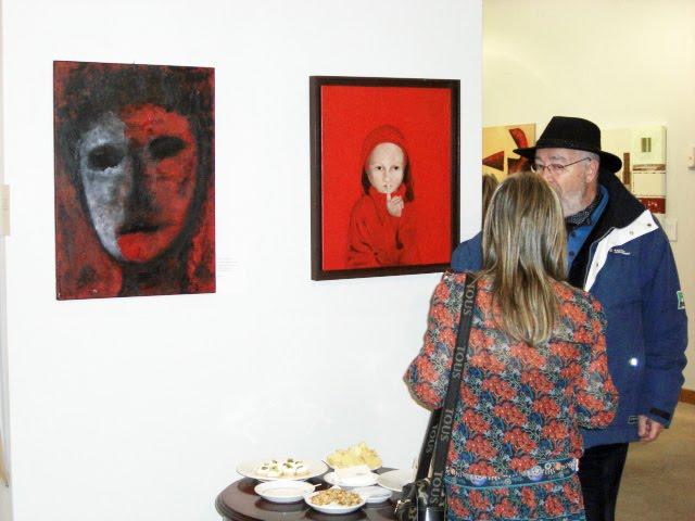 The works of Despina Papadopoulou and Ana Guerreiro
