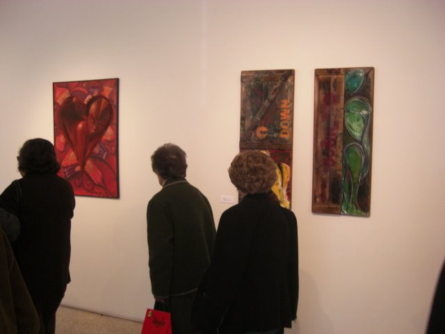 Paulo Medeiros and Susy Manzo's works