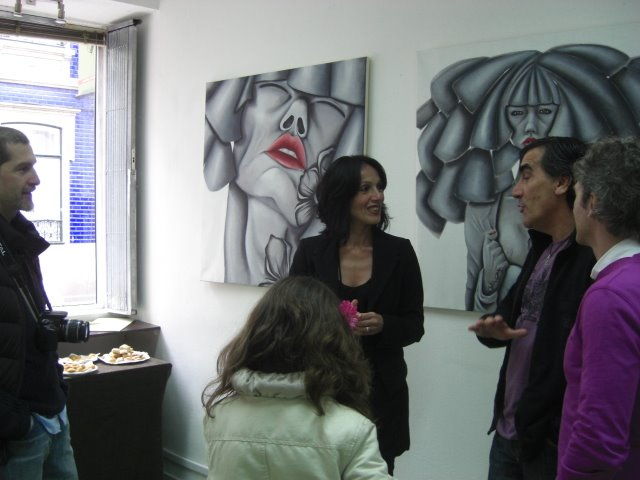 Solo Exhibition of Susy Manzo in Portugal