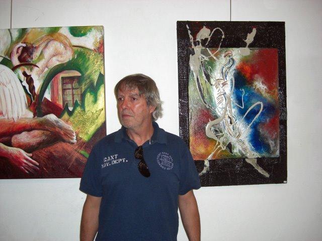 José Cunha and the work of Sílvia