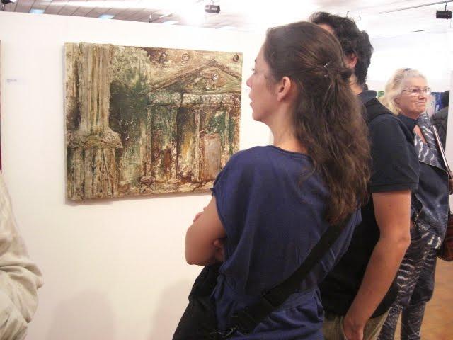 The work of Carla Taveira