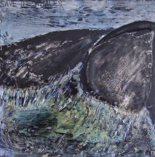 Save the Whales - SOLD by Agenzia