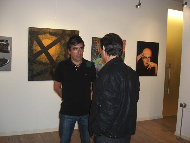 Urbano and friend