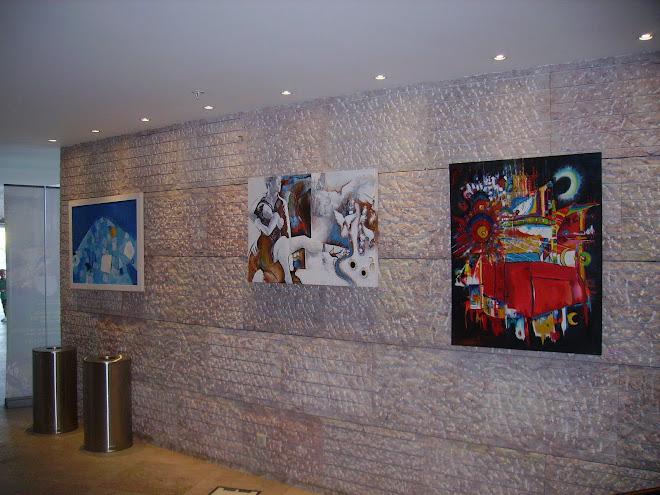 Claudio, Elisabete and Nela Work's