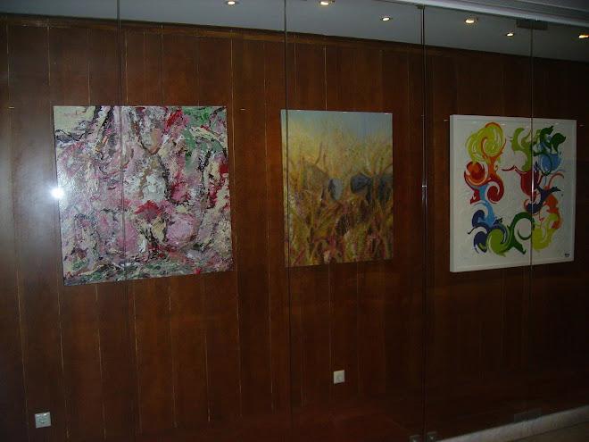 Charters, Célia and Mafalda Work's