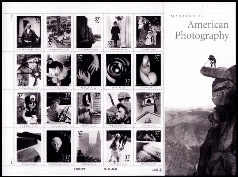Fotografía y Estampillas