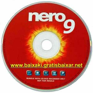Baixar Nero 9 Baixaki