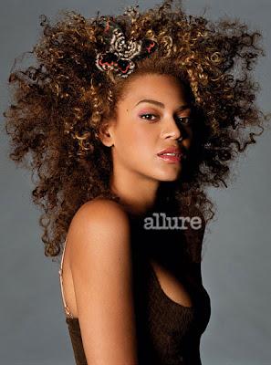 Sasha qui? – Beyonce en couv' d'Allure